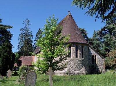 St John The Baptist, Church of England, Whitchurch Hill, RG8 7PA