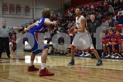 1/6/17 Marshalltown @ Fort Dodge Basketball