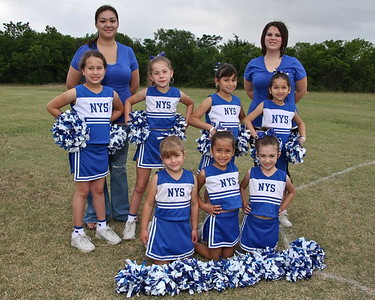 2009/5/16 Cheerleaders