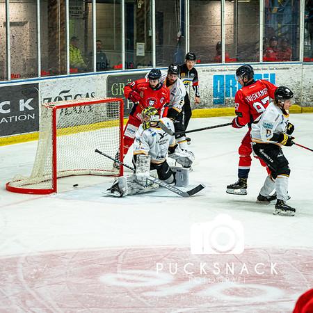 201209_Hockeyettan Södra: Hanhals Kings vs Tranås AIF