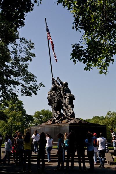 Day 5 - Iwo Jima, WWII Memorial