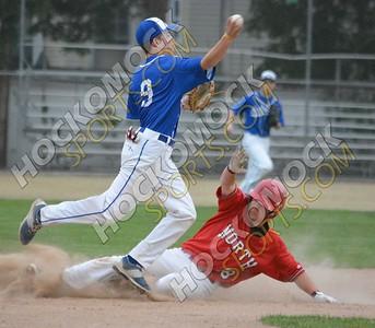 Attleboro - North Attleboro Baseball 5-23-16
