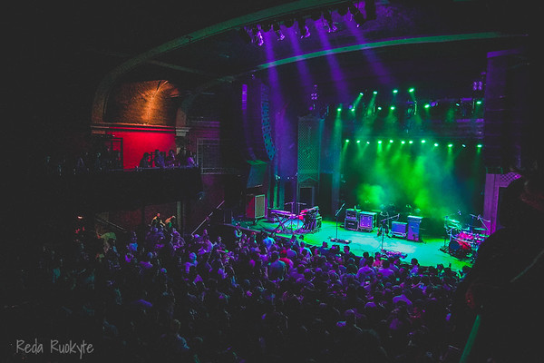 Spafford at The Ogden Theatre, Oct. 25 2019