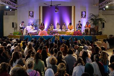 WEEK 4 (04.03. - 10.03.) - Bhajans