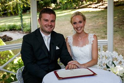Nicola and Cal - Wedding