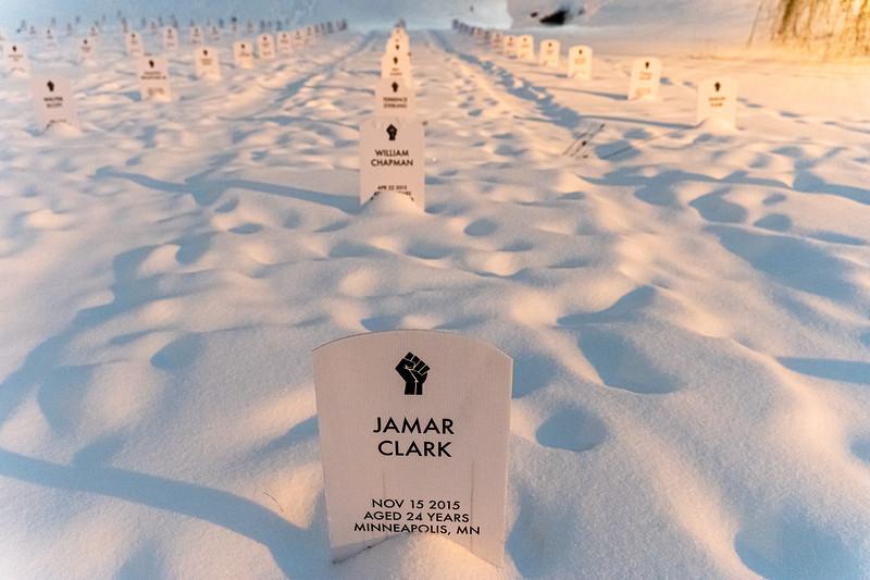 2020 12 29 Snowy Night George Floyd Square Say Their Names Cemetery-26.jpg