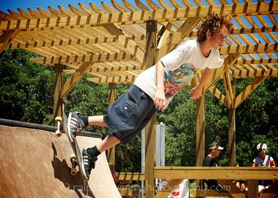 Skate Park - Boerne, Texas