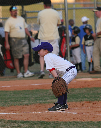 CJ Tigers Baseball 2006
