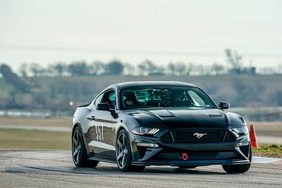#357 Black Mustang GT