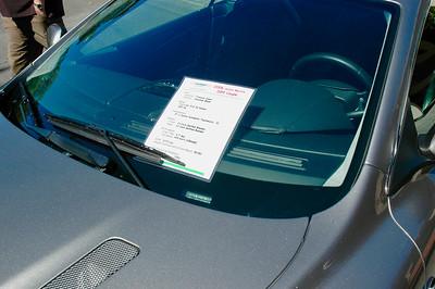 Oak Bay Collector Car Show - Aston Martin - 2017
