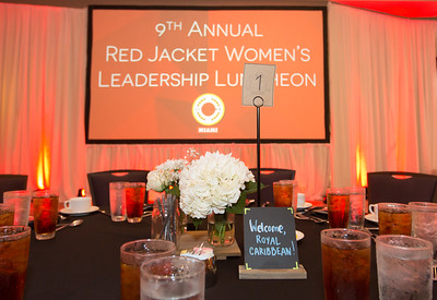 9th Annual Red Jacket Women's Leadership Luncheon