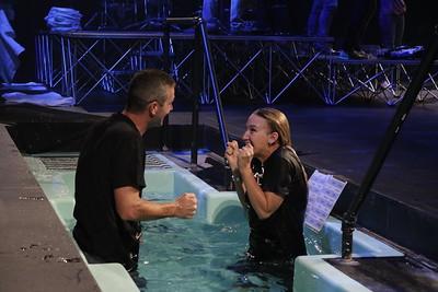 2018-07-28 - 5 p.m. Baptism Service