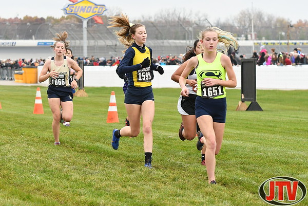 MHSAA Division 3 and Division 4 Cross Country State Championships 11-2-19