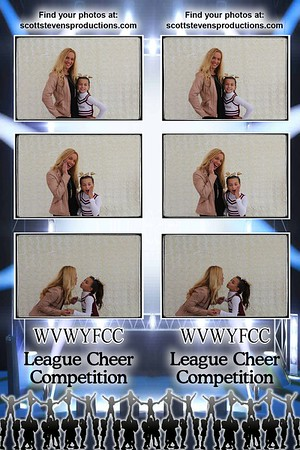 WVWYFCC League Cheer Competition