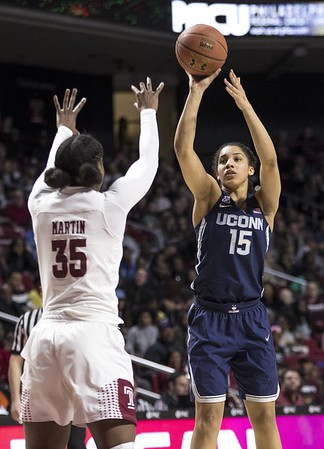 UConn Temple Basketball