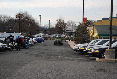 Fuddruckers Meet 1/28/2012