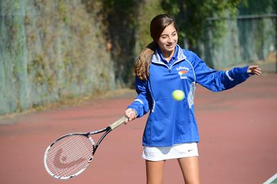 Girls Tennis - 2014