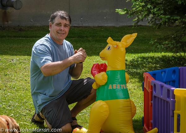 Big Aussie Bob @ Julie's Daycare