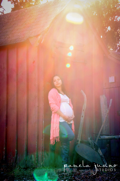 Jessica Nunez Maternity Session