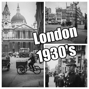 London 1930's
