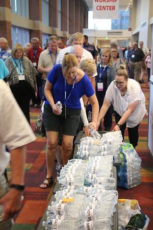 Water Bottle Mission: Thursday, June 7