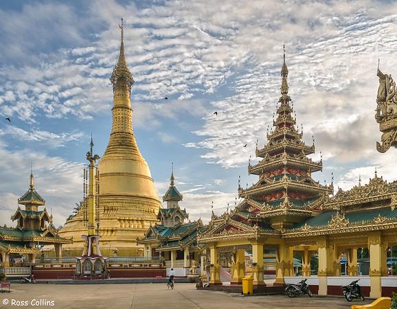 Shwe Taung Zar Pagoda, Dawei 2015
