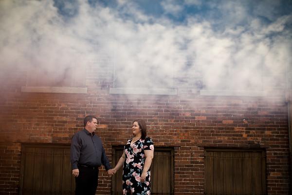 Waltter and Sara engagement shoot