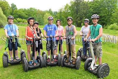 Segway Photos- Waits Valley School