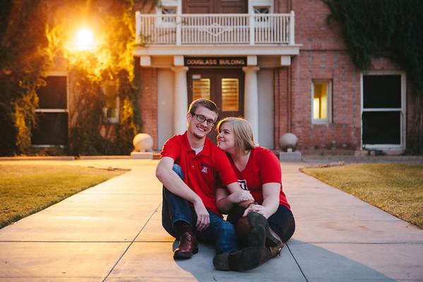 Sawyer + Sarah | Engaged