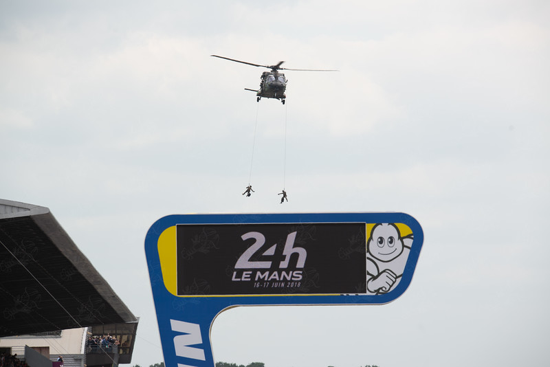 24 Heures du Mans. ©2018 Ian Musson. All Rights Reserved