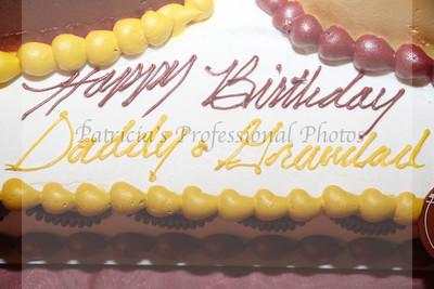 Edward Washington's 80th Birthday
