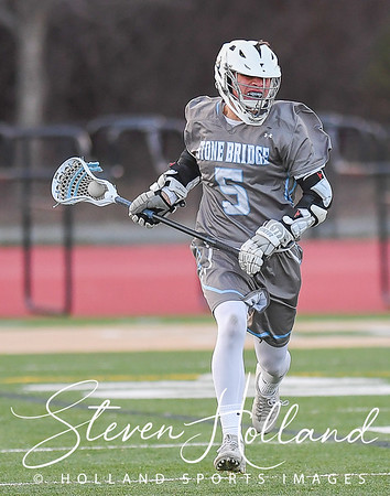 Lacrosse Boys JV - Stone Bridge vs Langley 3.15.2018 (by Steven Holland)