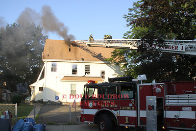 Malden, MA - 2nd Alarm, 9 Almont Street, 7-16-13