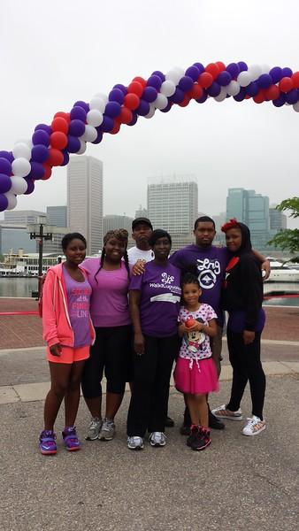 2015 Baltimore Walk Photos