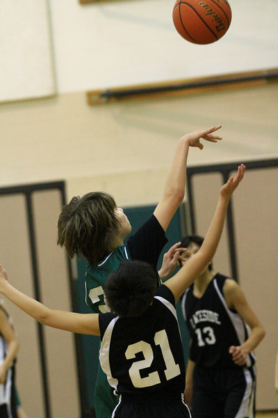 7th grade boys basketball vs plummer 2-10-2011