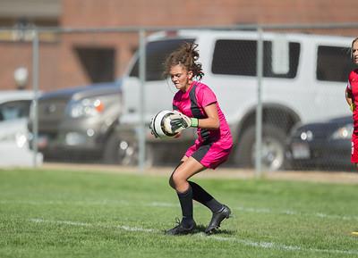 Bonneville vs Sky View Girls Varsity Soccer