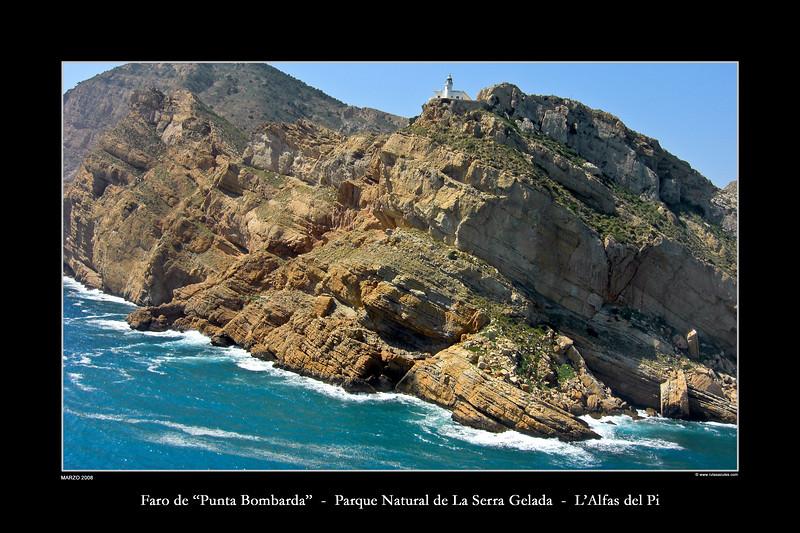 Fotografía Aérea - Posters Sierra Helada