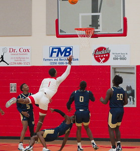 BHS vs Thomasville County Central Basketball 2020
