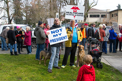 Medford Rally #3-Protect Affordable Healthcare
