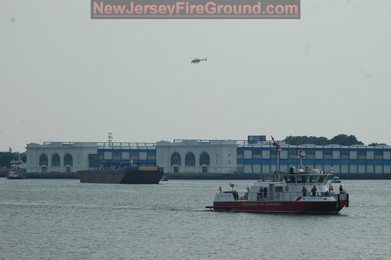 7-7-2010 PA Philadelphia Delaware River- Fatal Boat Accident