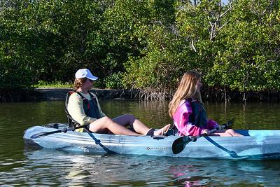 9AM Heart of Rookery Bay Kayak Tour - Meier & Stutz