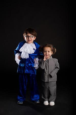 Elliott and Amalia