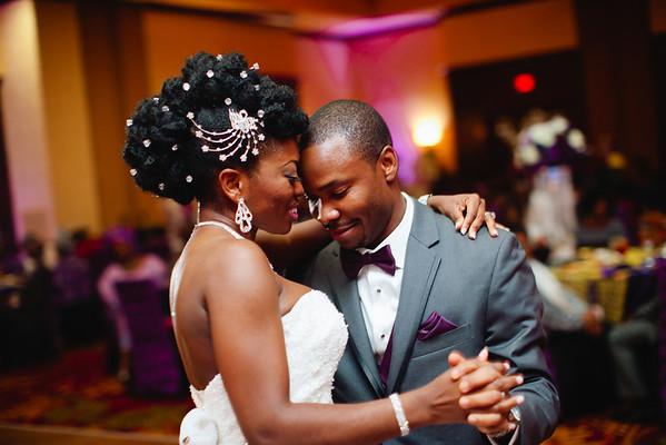 Mfoniso &  Carol Wedding