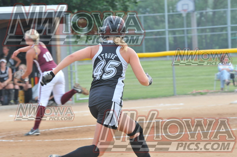 7/11/2014 vs Western Christian 2nd round tournement