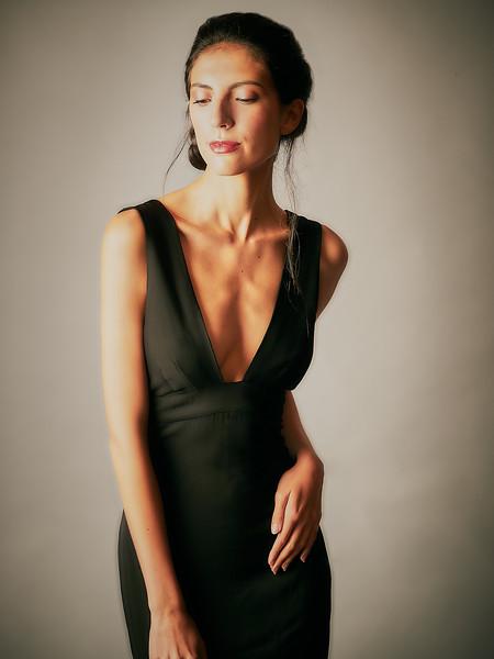 RGP080419-Catie Lysa Three Quarter Portrait in Black Gown.jpg
