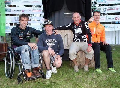 Sterke Peer triatlon 2012 - Prijsuitreiking