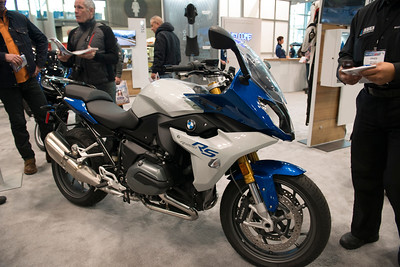 New York Mororcycle Show 2014