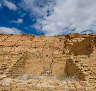 Chaco Cultural National Historic Park, New Mexico - 2018