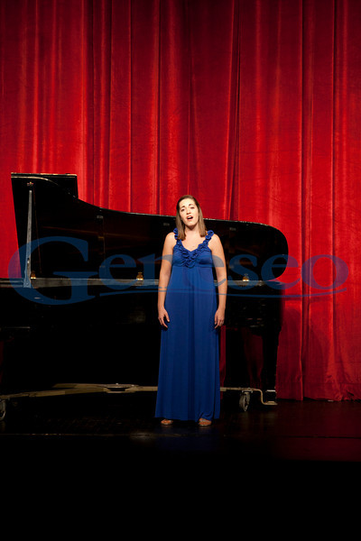 Geneseo Honors Recital - Parents Weekend