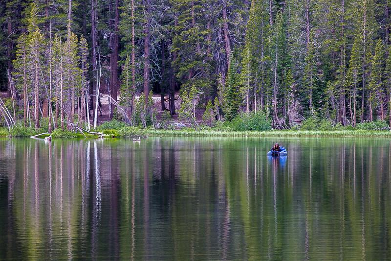 July 6 - Fisherperson_ Lake Mamie_ Mammoth Lakes_ California.jpg